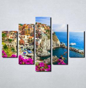 Slike na platnu Abruco Italija Nina145_5