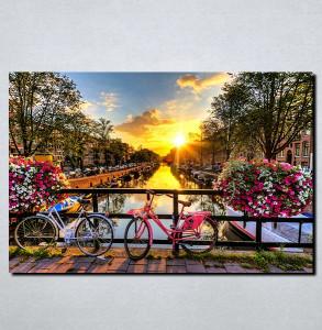 Slike na platnu Amsterdam Nina106_P