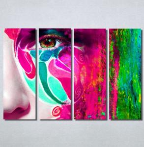 Slike na platnu Art face Nina30138_4