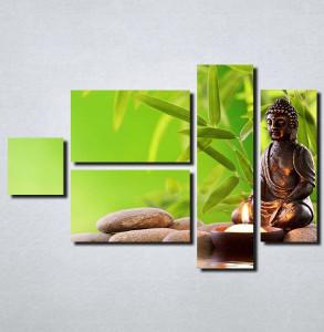 Slike na platnu Buda Nina172_5