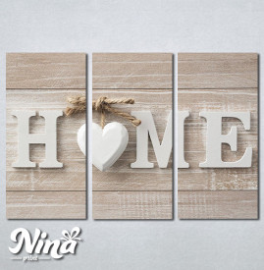 Slike na platnu Home 2 Nina283_3