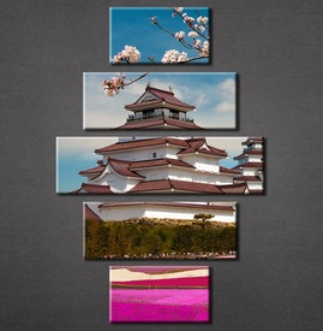 Slike na platnu Japan trešnjin cvet Nina30112_5