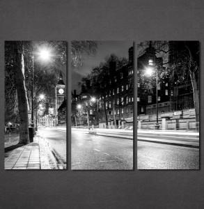 Slike na platnu London noću Nina30100_3