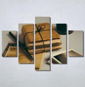 Slike na platnu Naliv pero i pisma Nina30278_5