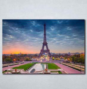 Slike na platnu Pariz grad Nina089_P