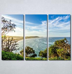 Slike na platnu Plaža Nina30240_3