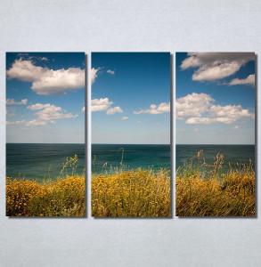 Slike na platnu Pogled na more i vedro nebo Nina30156_3
