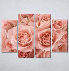 Slike na platnu Roze ruže Nina065_4