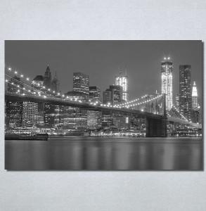 Slike na platnu San Francisko noću Nina30158_P