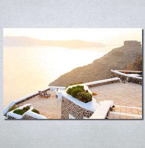 Slike na platnu Santorini Nina30203_P