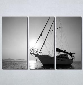 Slike na platnu Ship Nina30185_3