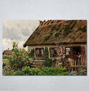 Slike na platnu Stari salaš Nina205_P