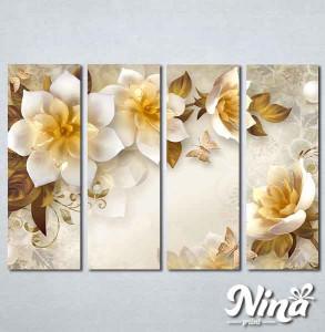 Slike na platnu Ukrasni cvet Nina271_4