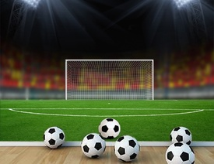 Foto tapeta Fudbalski stadion Tapet021