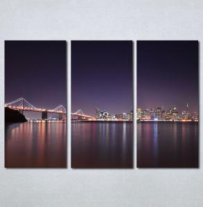 Slika na platnu Golden Gate most Nina30354_3