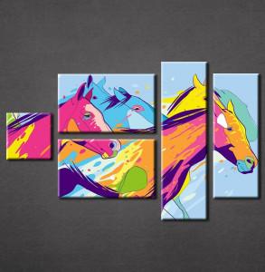 Slika na platnu Konji 3019_5