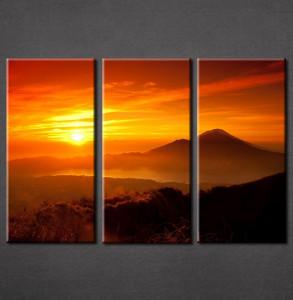 Slika na platnu Zalazak sunca Nina3077_3