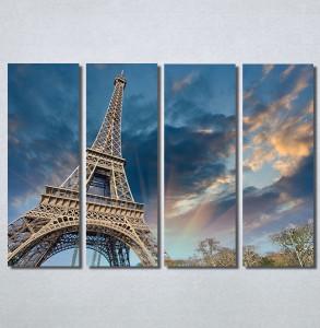 Slike na platnu Ajfelov toranj Nina30146_4