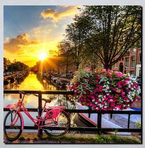 Slike na platnu Amsterdam Nina106_K