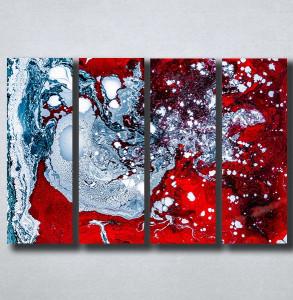 Slike na platnu Apstrakcija Nina176_4
