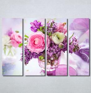Slike na platnu Buket cveća Nina30248_4