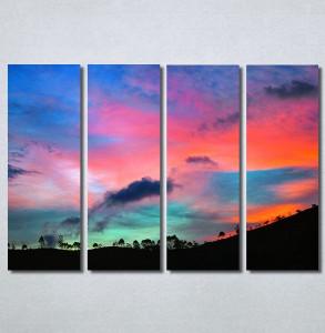 Slike na platnu Colorful sky Nina30304_4
