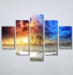Slike na platnu Drvo na obali Nina30226_5