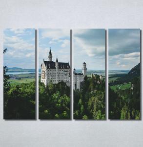 Slike na platnu Dvorac Nina30305_4