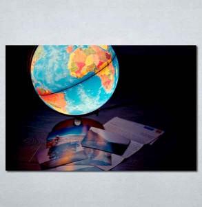 Slike na platnu Globus Nina213_P