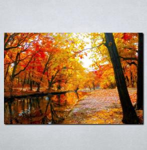 Slike na platnu Jesen Nina072_P