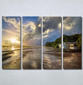 Slike na platnu Kuća na plaži Nina30209_4