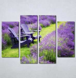 Slike na platnu Lavanda Nina141_4