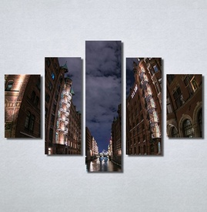 Slike na platnu Mračna ulica Nina30197_5