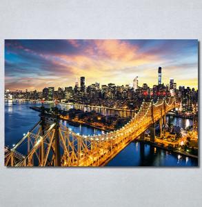 Slike na platnu New York city Nina30260_P