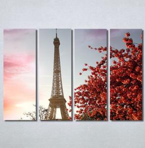 Slike na platnu Pariz Nina30309_4