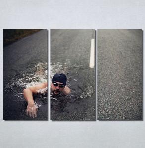 Slike na platnu Plivač Nina30139_3