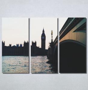 Slike na platnu Pogled na Big Ben Nina30202_3