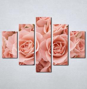 Slike na platnu Roze ruže Nina065_5