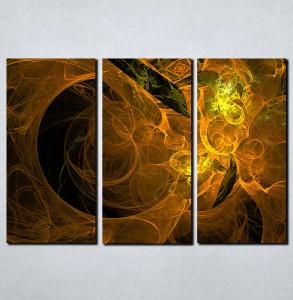 Slike na platnu Slike apstrakcija Nina101_3