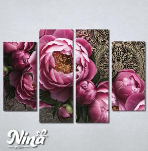 Slike na platnu Slike Božura Nina294_4