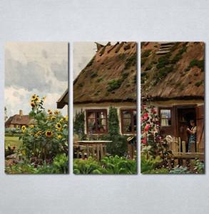 Slike na platnu Stari salaš Nina205_3