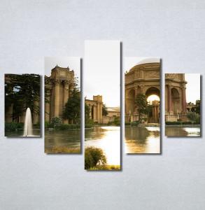 Slike na platnu The Place of Fine Arts 30245_5