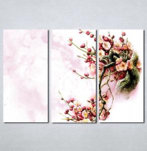 Slike na platnu Vocka u cvatu Nina254_3