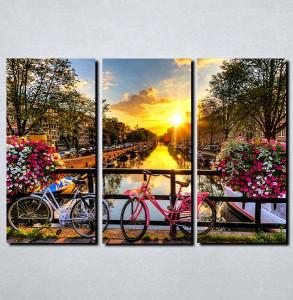 Slike na platnu Amsterdam Nina106_3