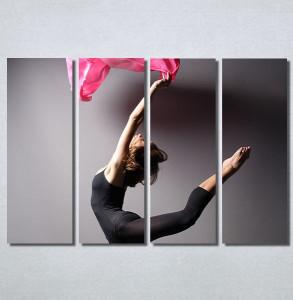 Slike na platnu Dancing girl Nina30154_4
