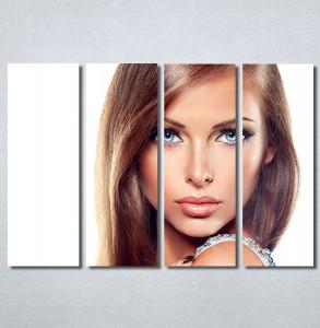 Slike na platnu Devojka sa plavim očima Nina30361_4
