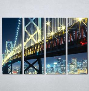 Slike na platnu Golden Gate bridge Nina30128_4