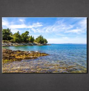 Slike na platnu Grcko ostrvo Nina3089_P