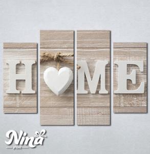 Slike na platnu Home 2 Nina283_4