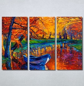 Slike na platnu Jesen art Nina30266_3